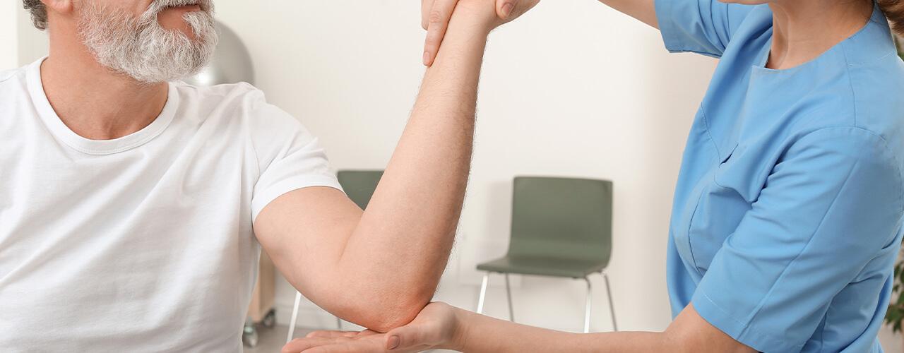 elbow wrist hand pain Mooresville NC